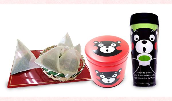 くまモン茶関連商品
