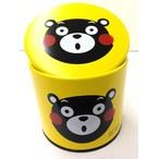 【NEW】深むしティーパック(3g×12p)缶【くまモンの黄色缶】