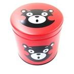 国産 甘熟紅茶 (50g)缶【くまモンの赤色缶】
