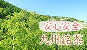 安心安全九州銘茶